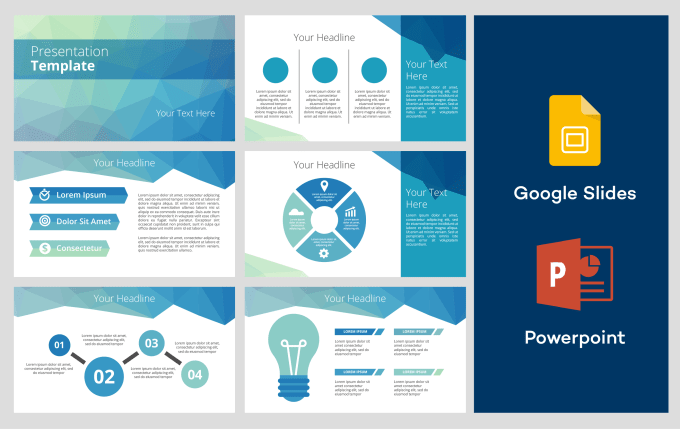 powerpoint and google slides presentations by templateplanet