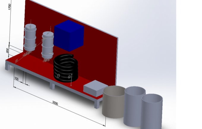 josephmagdy123 : I will do any thing 2d and 3d in solid works,autocad hvac  for $5 on www fiverr com