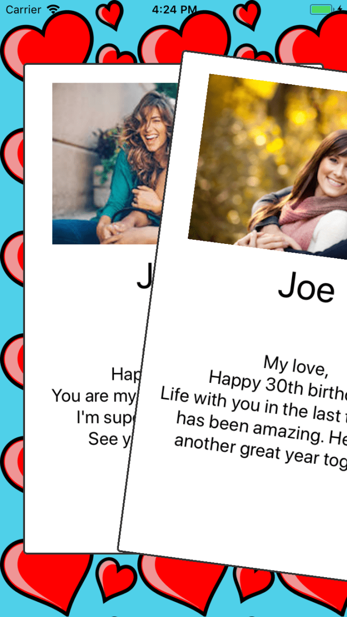 Create An Android Birthday Gift App