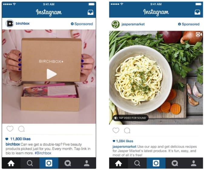 Image result for instagram video ads