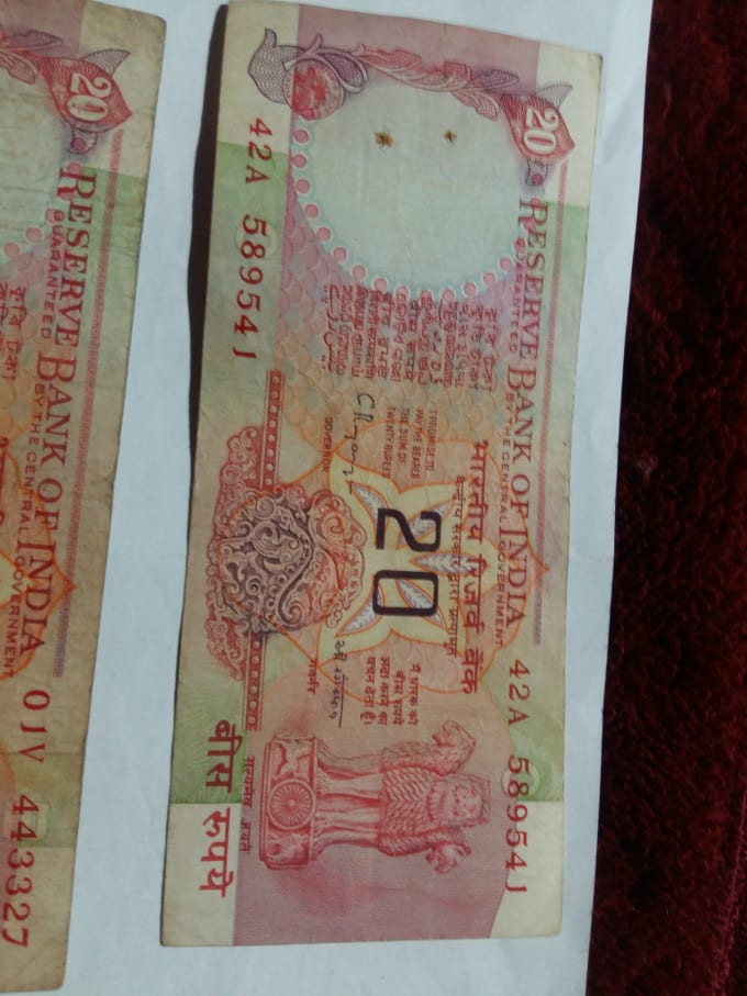engineerbro174 : I will sell to all old coin and old notes in india for  $400 on www fiverr com