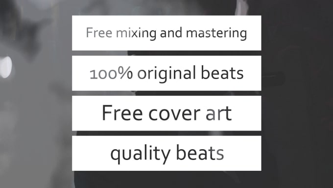 lease or sell a custom beat with an exclusive license to you