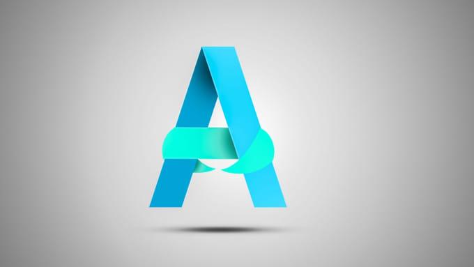 make you a minimalistic logo in adobe photoshop cs6 by fistom