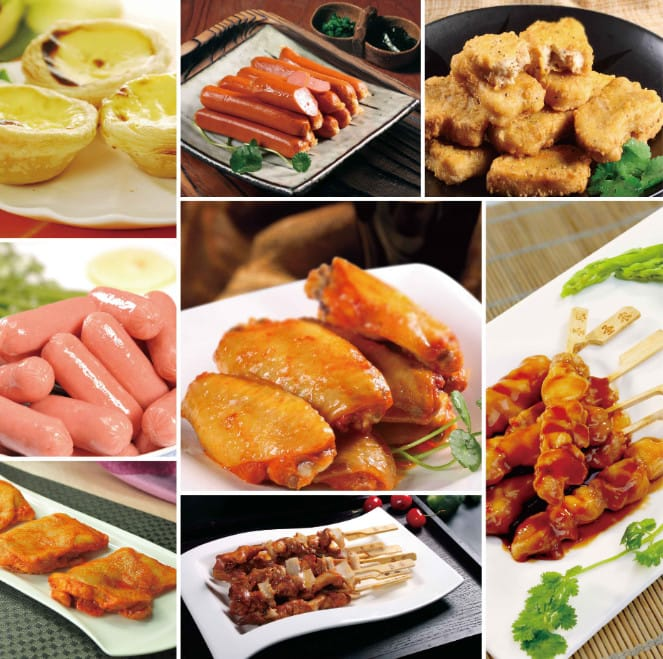 send you meat company list which allow to enter china