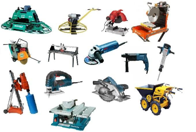 do market survey on construction equipment in qatar