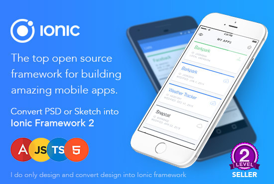 ozairnaeem : I will develop android and ios apps using ionic 3 framework  for $100 on www fiverr com