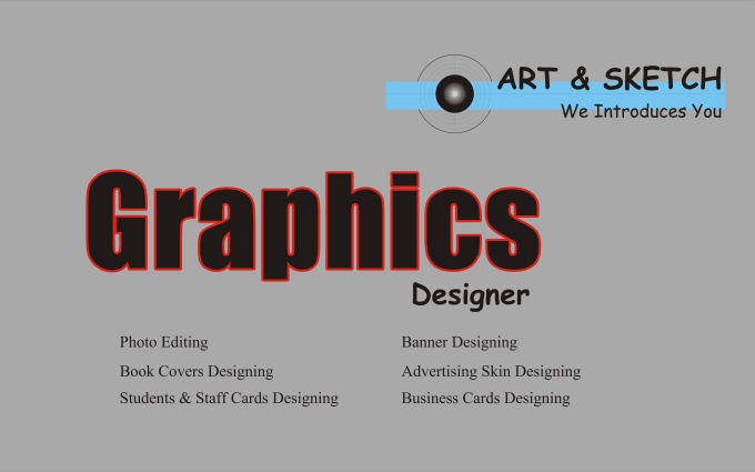 Design logo banner ads business staff card excel expert by artsketch123 design logo banner ads business staff card excel expert reheart Gallery