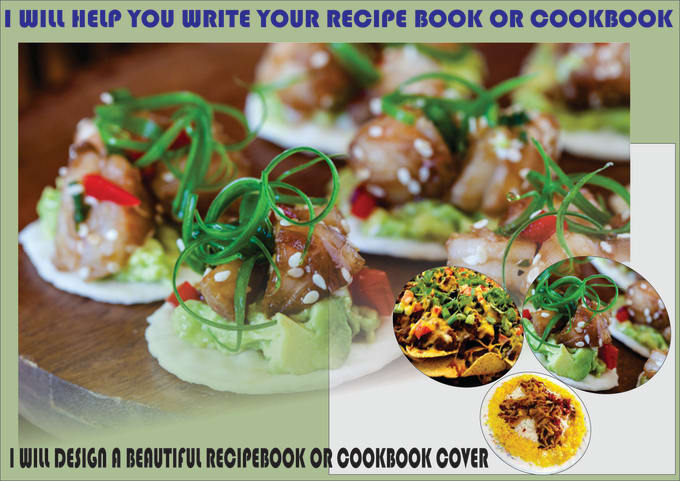 format your cookbook or recipe book kindle on any niche by laura0324