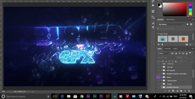 give my exclusive gfx pack