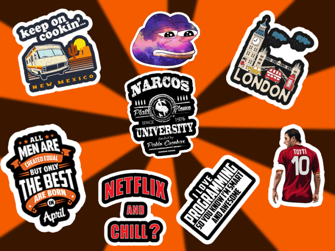How To Make Professional Stickers