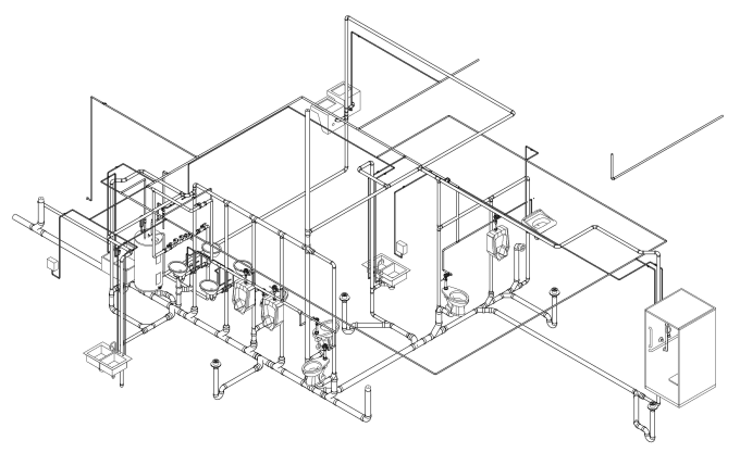 Do Full Scale Constructionelectrical Plumbring Drawings By