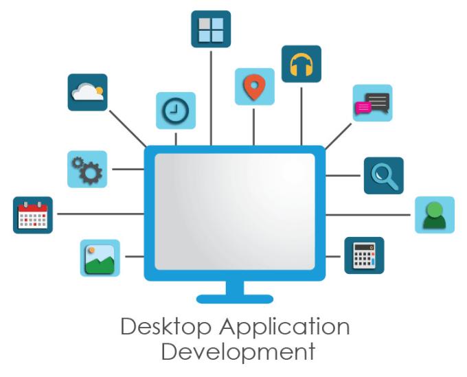 do python projects and desktop application development