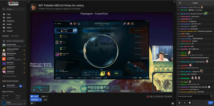 mysticwriters : I will make a custom twitch channel page and setup bots for  $10 on www fiverr com