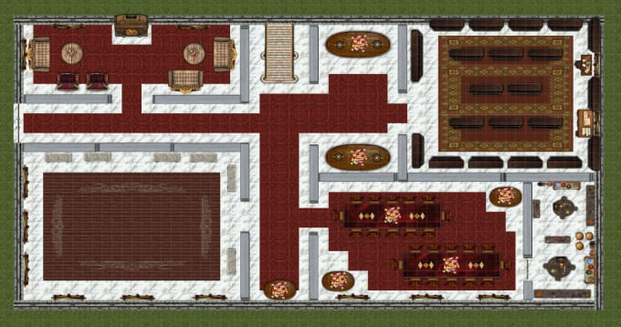 create dungeons and dragons maps for you in roll20