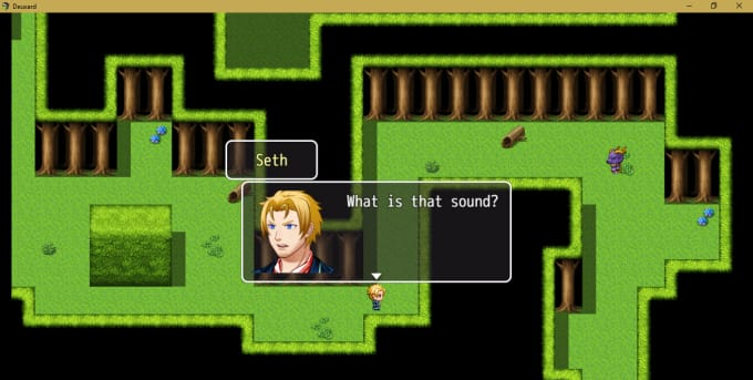 help to make an event in your rpg maker mv game project