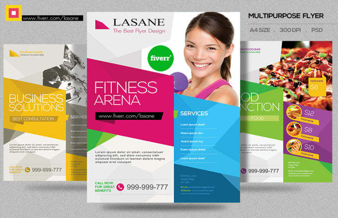 short animations and poster and flyers designing by hayasultan
