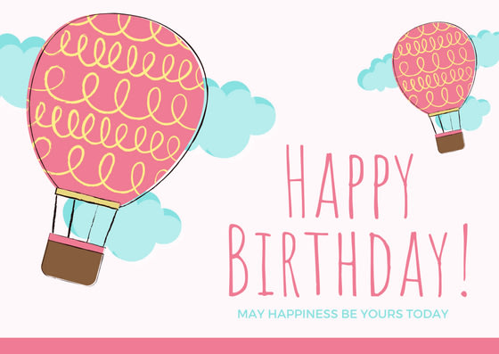 Design High Quality Birthday Card By Roymultiservice