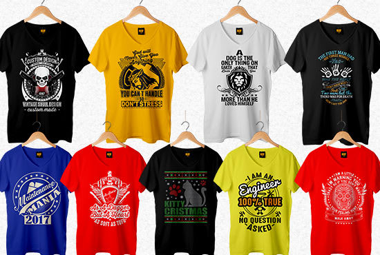 d3939198 Create different t shirt designs in 1 day by Zahrashah469