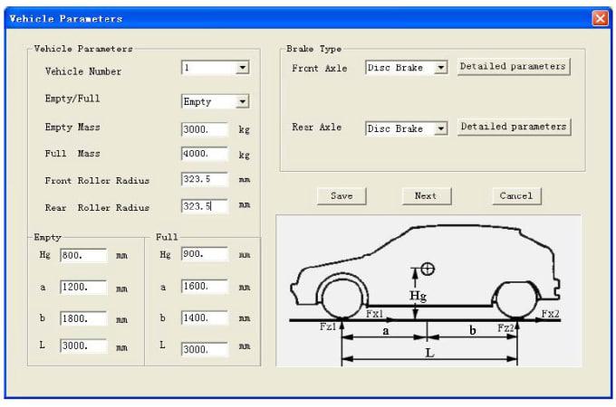 provide vehicle dynamics analysis and simulation service