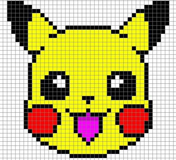 Create Any Minecraft Pixelart