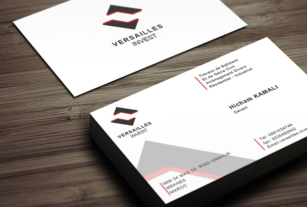 Design professional english and arabic business cards by artstudioo design professional english and arabic business cards colourmoves