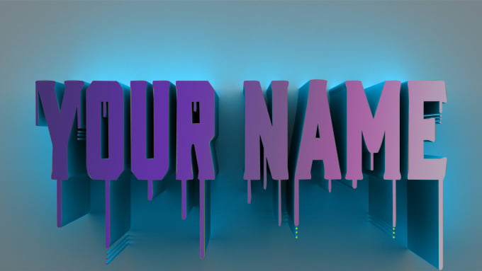 Create Your Logo Name Wallpaper