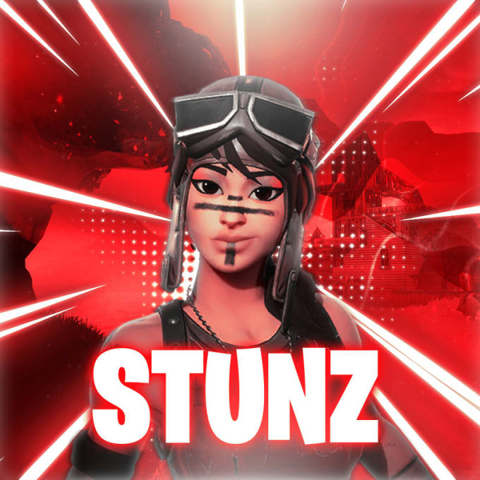 Make You A Custom Fortnite Profile Picture By Stungfx