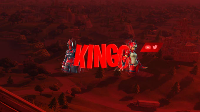 Make A Fortnite Profile Picture Or Banner By Kiinggx
