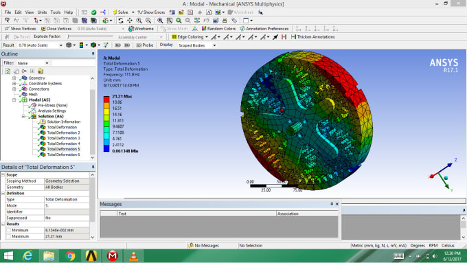 do ansys fea and cfd reports and assignments