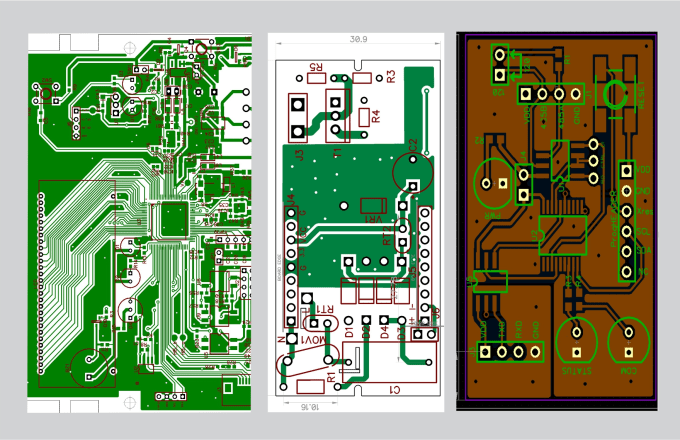 gid_tech : I will design schematic and pcb design using diptrace for on