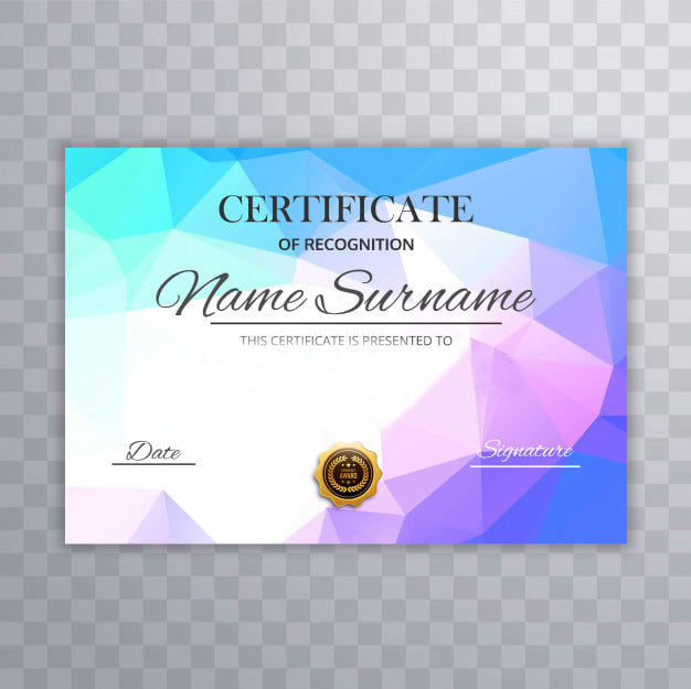Design Professional Formal And Custom Certificate By Zaynabakram