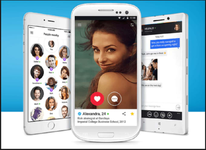 create a dating app