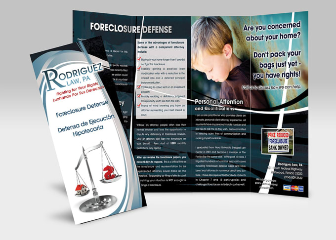 design clean and professional flyer design brochure poster by