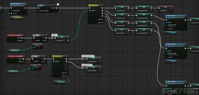 create any kind of blueprint for you in unreal engine