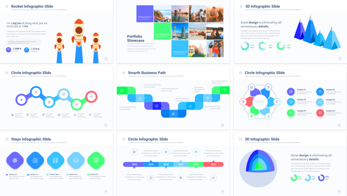 design a powerful powerpoint presentation or a pitch deck by mst raju