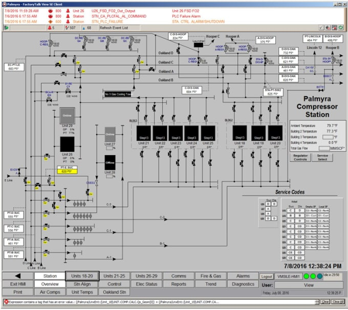 tff_automation : I will program your plc, hmi, or scada system for $100 on  www fiverr com