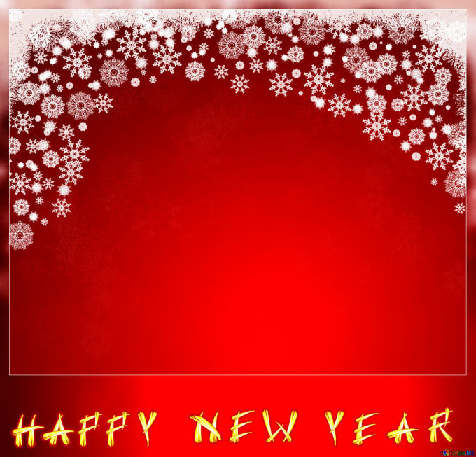 create new year cards for u