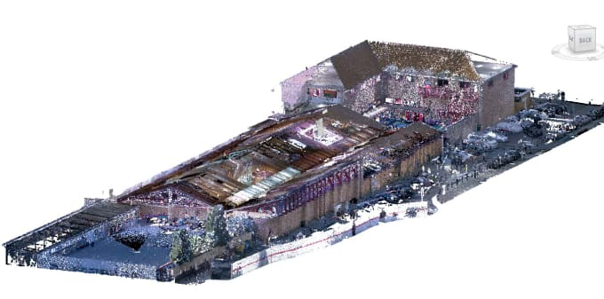 convert point cloud to revit bim model