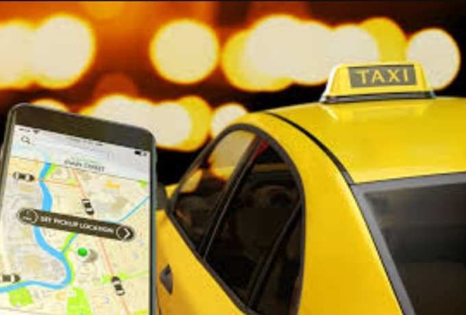 develop and design taxi booking app like uber for android and ios