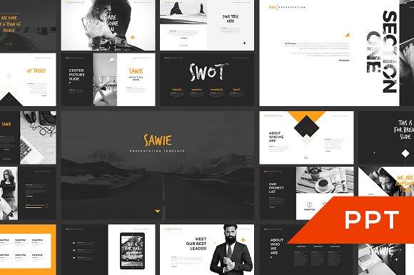 design creative powerpoint presentation by shahzeb1235