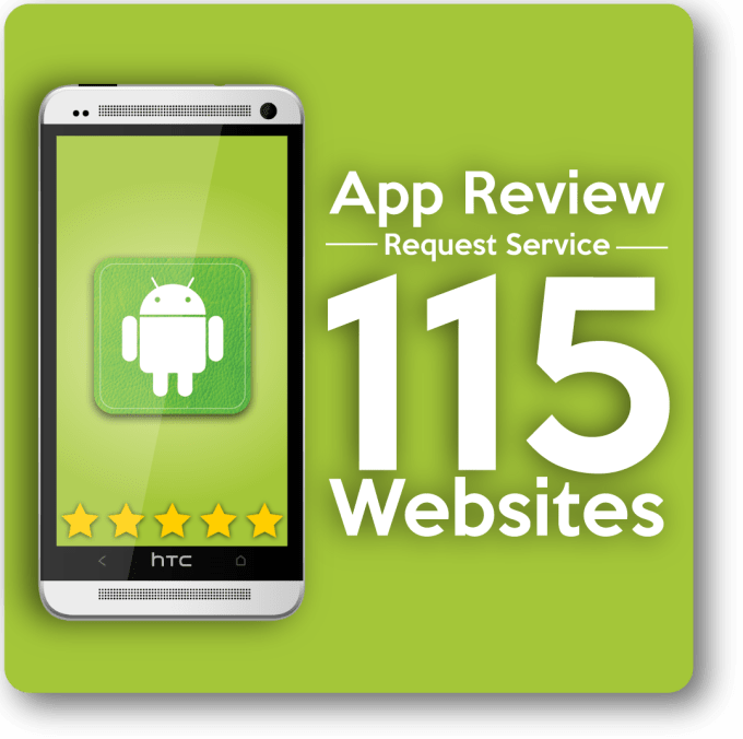 abhi4email : I will post 15 Reviews with 15 five star rating for Android  App for $5 on www fiverr com