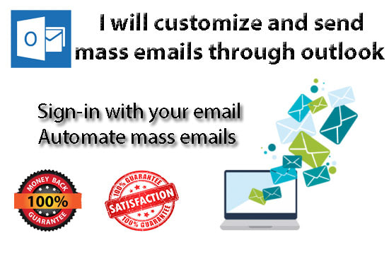 customize and send mass emails