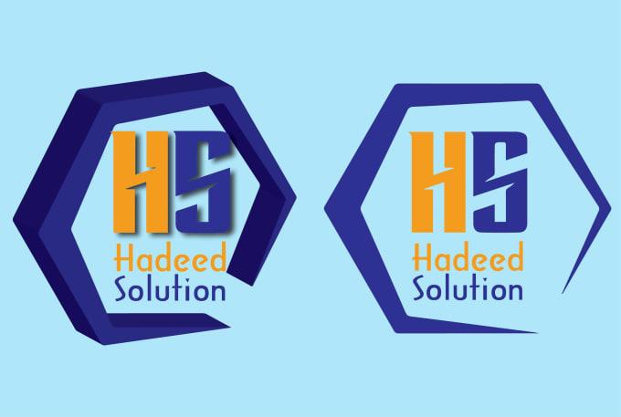 make your normal logo to 3d design