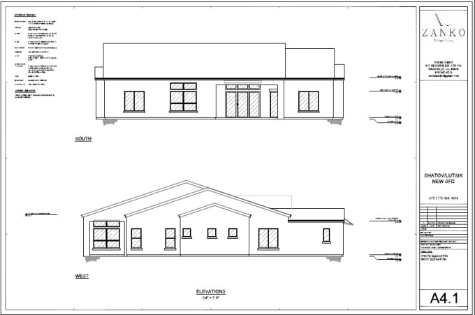 mikeancajas : I will draw design and pdf print this construction documents  for $30 on www fiverr com