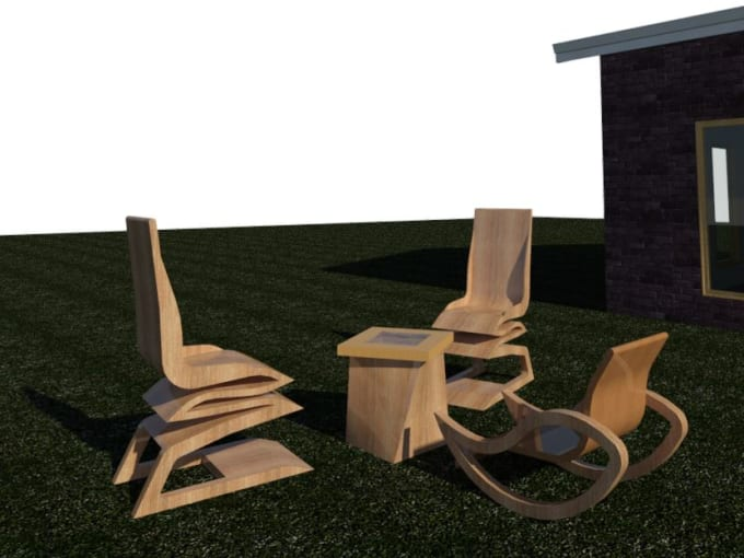 Peachy Model A Revit Family Based On Your Preferences Andrewgaddart Wooden Chair Designs For Living Room Andrewgaddartcom