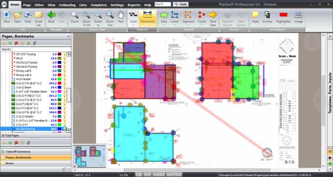 leads_building : I will do pre bid and post bid construction estimation for  $5 on www fiverr com