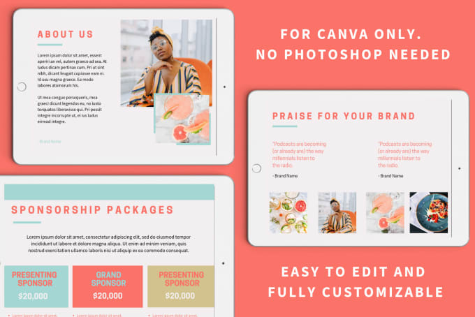 dixon_freelance : I will send you a canva designed event sponsorship deck  template for $25 on www fiverr com