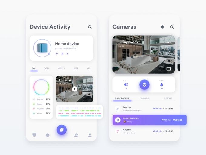 develop app similar to tiktok, amazon prime, like, youtube