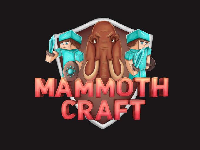 draw your minecraft server logo