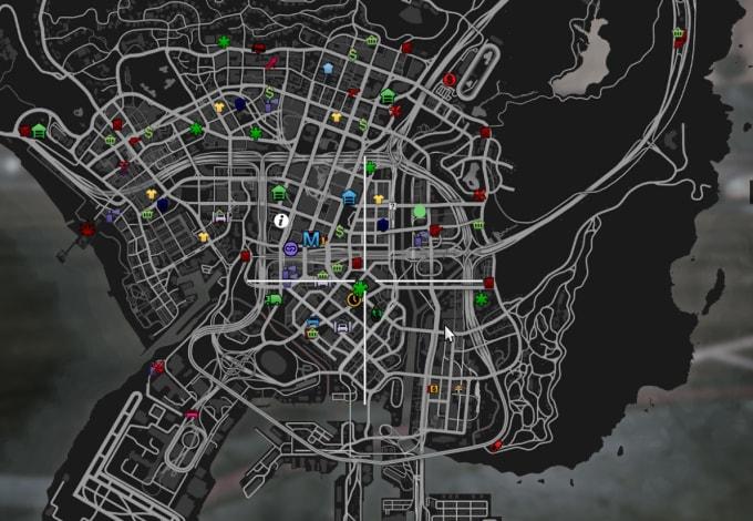 Live Map Fivem